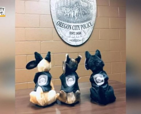 Oregon City K9 fundraiser