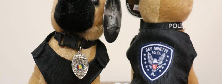 Bay Minette Police mini K9